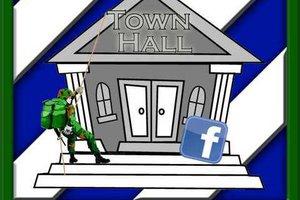 Fort Stewart town hall
