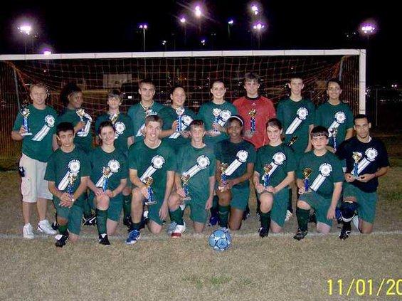 Soccer 2007 Senior Champs