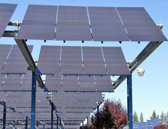 Army solar array