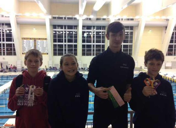 FPCA State Swimmers