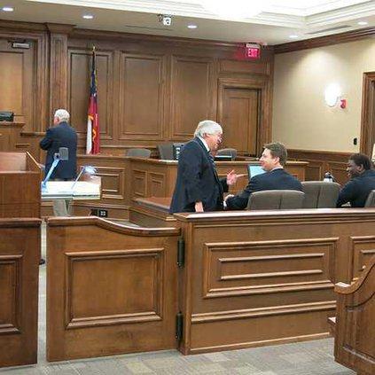 Lawyers John Pirkle and Jeff Osteen-1