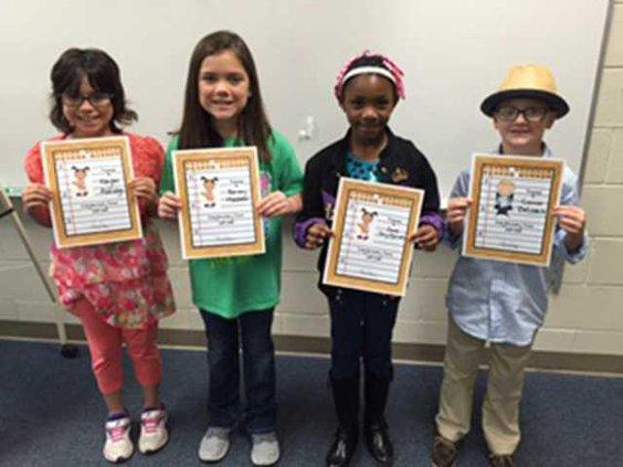 Young Georgia Authors Winner Photo