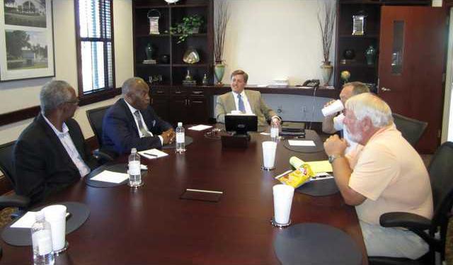 1219 Labor commissioner visits