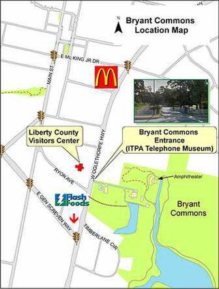 Bryant Commons map-1