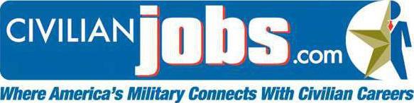 Civilianjobs logo