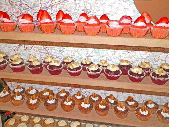 Cuppy cakes