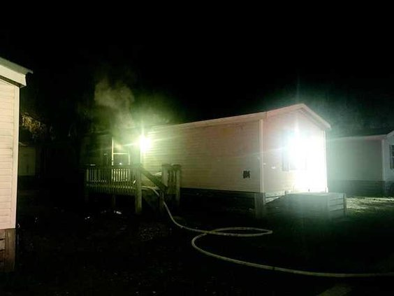 Hinesville fire