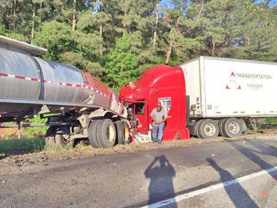 I-16 crash