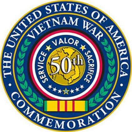 Vietnam 50th logo