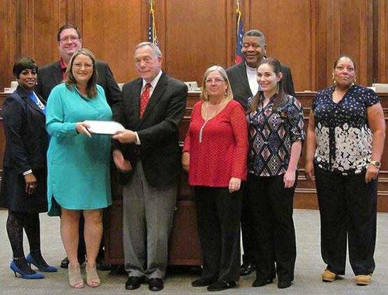 city council - finance awardweb