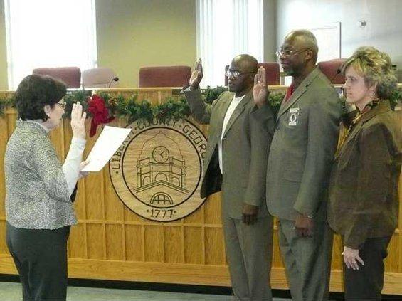 1224 Commission sworn