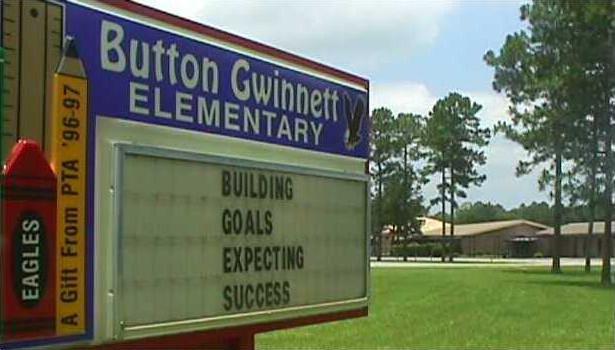 Button Gwinnett
