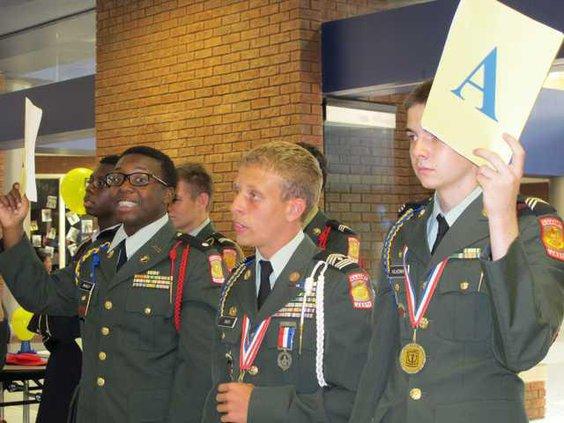 Camp BI - cadets