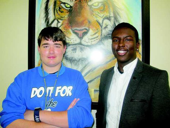 Chris Schultz and BI Senior Keinan Johnson co-head leaders of S2S
