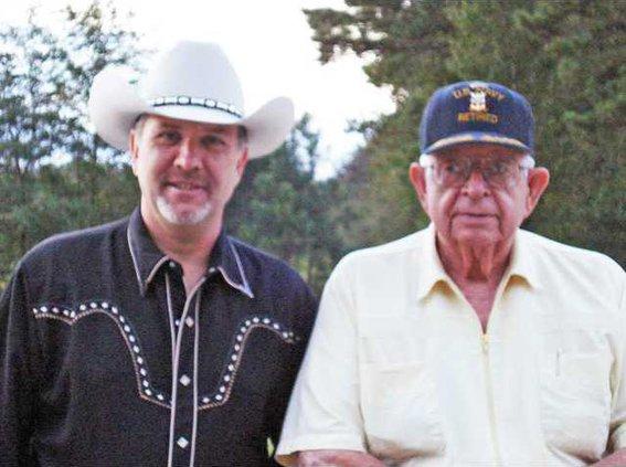 Chuck and Frank Noonan