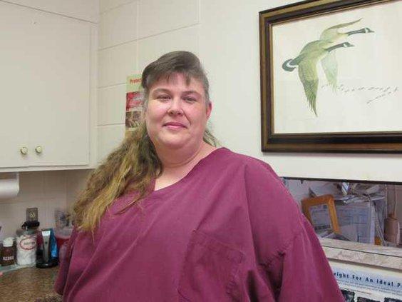 Dr. Rachel Peeples DVM