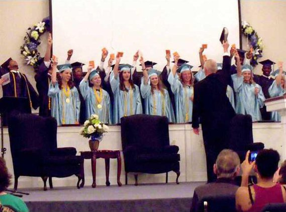 FBCA graduation