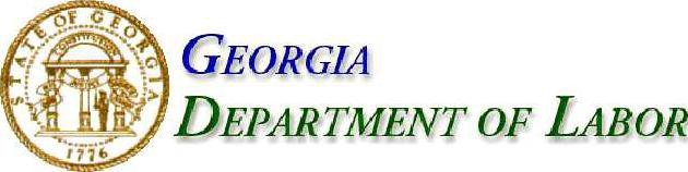 Ga Department of Labor logo