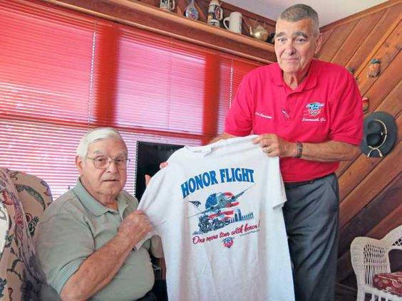 Honor Flight Sav. -- George Ginter 020