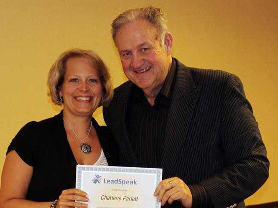LeadSpeak Charlene Parlett