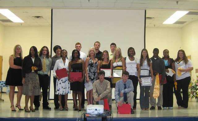 MR banquet awards