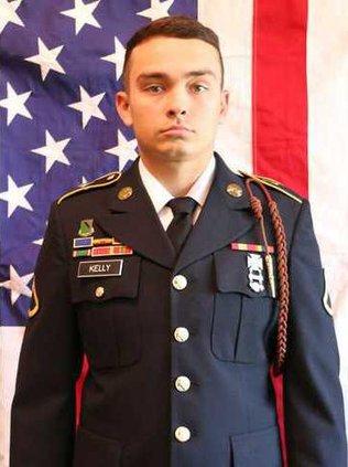Pfc. Dylan Kelly hero photo