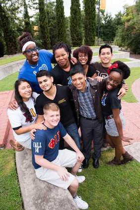 Photo - Students - Multicultural Affairs