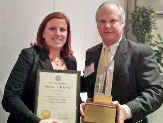 Sue ad award