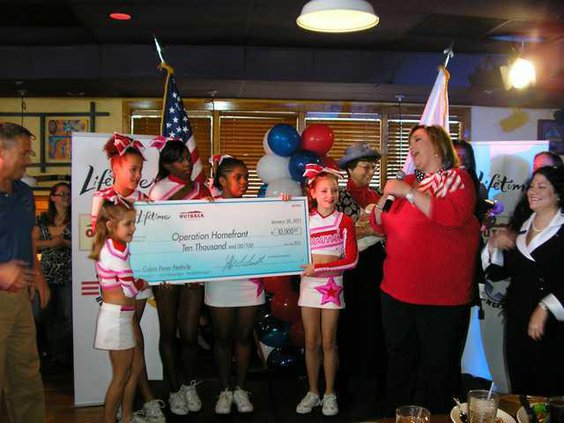 army wives -  Lifetime donation to OPH