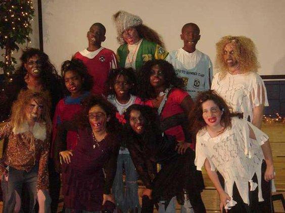 edu FL Thriller Dancers