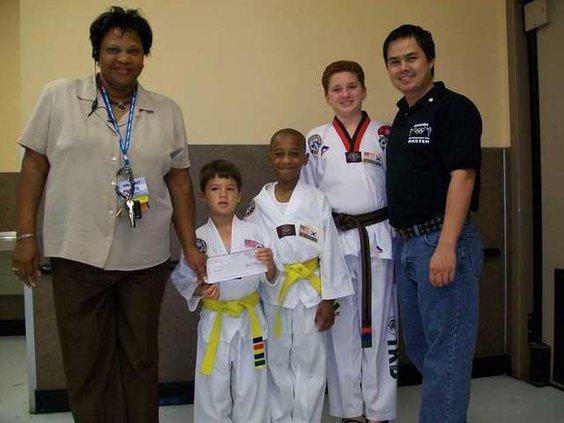 judo scholarship