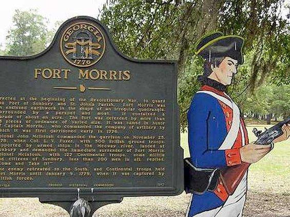 0525 Fort Morris