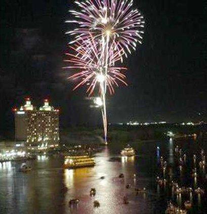 0605 Savannah fireworks