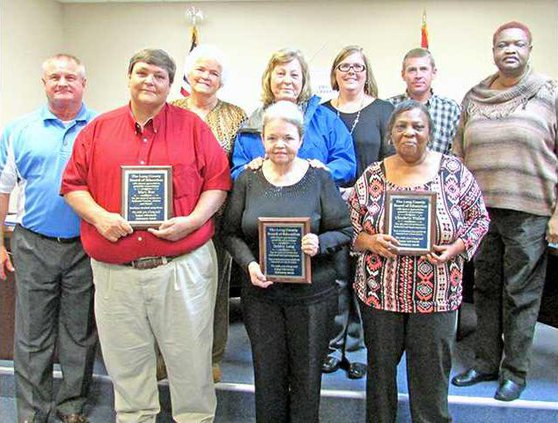 1 Long Co Honors Retirees