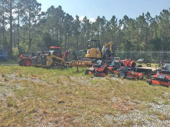 5 arrested in Liberty County equipment theft ring - Coastal
