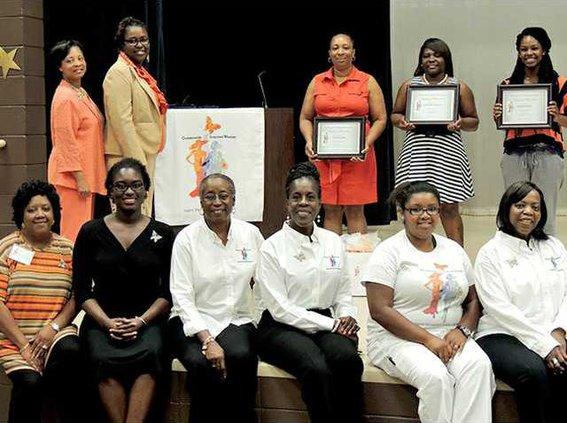 Inspired Woman Scholarship group