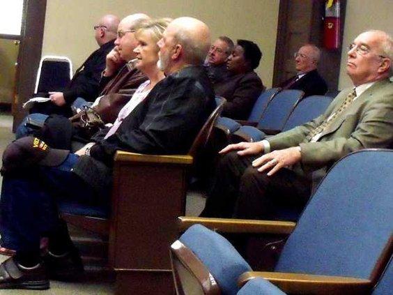 Judge hears case on Ludowici