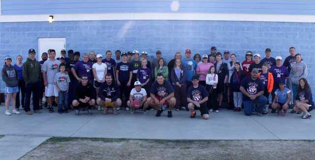 Kickball Tourny held in Long Co