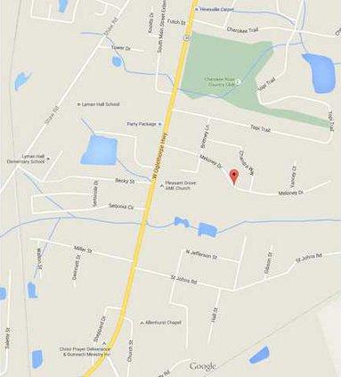 Meloney Dr - Google Maps