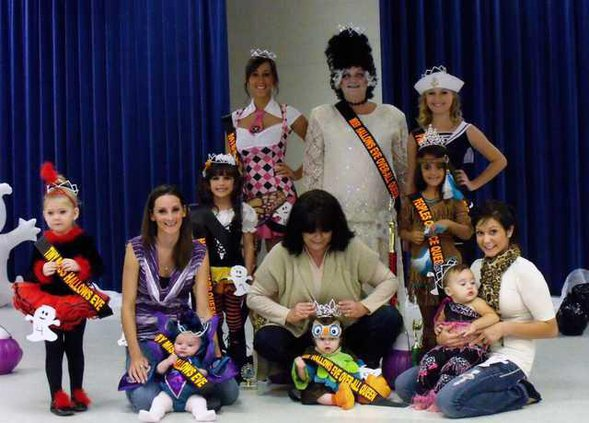 Miss Halloween Pageant picture