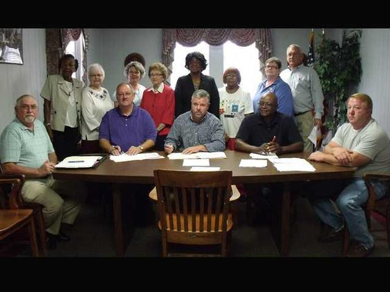 Retired Teachers Proclamation in Long Co