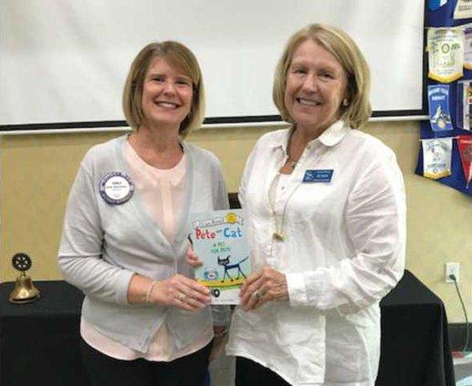 Rotary Susan Kleine April 25