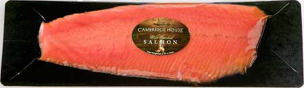 Santa Barbara Smokehouse salmon