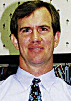 Dr  Chris Vaughn his shot