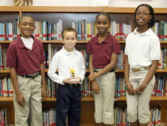 FLE.Spelling Bee winners