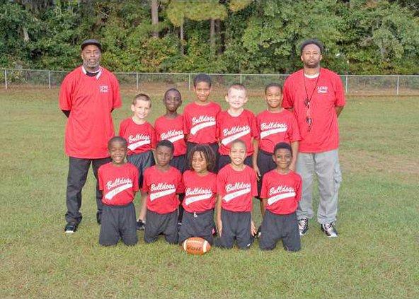 FlagLeagueFottballChamps Bulldogs