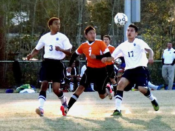 Metter too much for Long Co mens soccer team