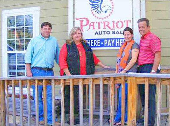Patriot Auto Crew Web