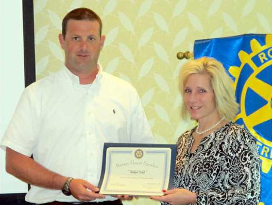 Rotary - Marcus Sack Robyn Todd