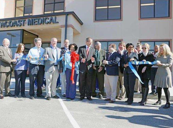 SC Medical opens
